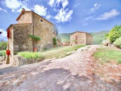 Image 21 | 12 bedroom villa for sale with 10 hectares of land, Cortona, Arezzo, Tuscany 225281