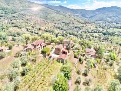 Image 23 | 12 bedroom villa for sale with 10 hectares of land, Cortona, Arezzo, Tuscany 225281