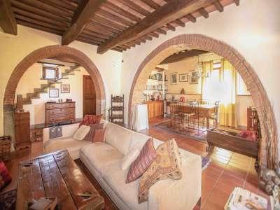 Image 3 | 12 bedroom villa for sale with 10 hectares of land, Cortona, Arezzo, Tuscany 225281