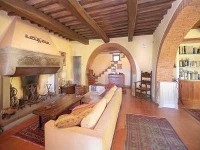 Image 4 | 12 bedroom villa for sale with 10 hectares of land, Cortona, Arezzo, Tuscany 225281