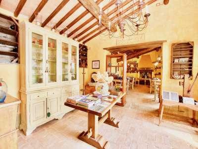 Image 5 | 12 bedroom villa for sale with 10 hectares of land, Cortona, Arezzo, Tuscany 225281
