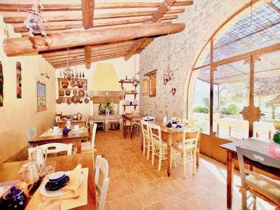 Image 6 | 12 bedroom villa for sale with 10 hectares of land, Cortona, Arezzo, Tuscany 225281
