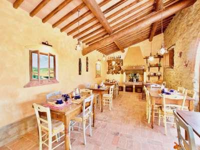 Image 7 | 12 bedroom villa for sale with 10 hectares of land, Cortona, Arezzo, Tuscany 225281