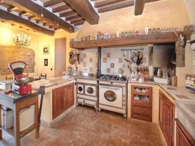 Image 9 | 12 bedroom villa for sale with 10 hectares of land, Cortona, Arezzo, Tuscany 225281