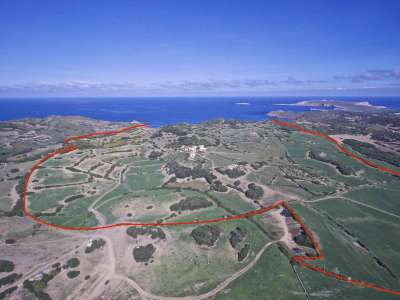 Image 2 | Farm with 118 Hectares and Coastline in Northern Menorca 225288