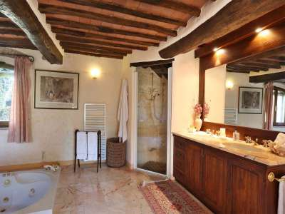 Image 11   5 bedroom villa for sale with 6.88 hectares of land, Gaiole in Chianti, Siena, Chianti Wine Region 225420