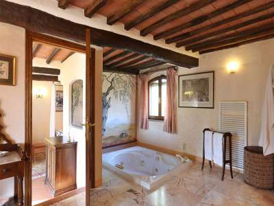 Image 12   5 bedroom villa for sale with 6.88 hectares of land, Gaiole in Chianti, Siena, Chianti Wine Region 225420