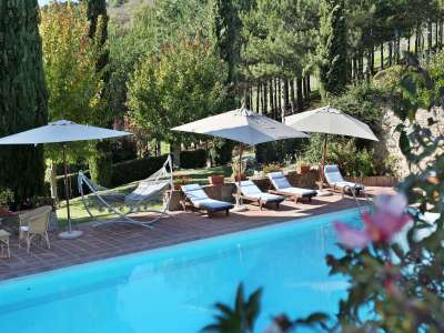 Image 16   5 bedroom villa for sale with 6.88 hectares of land, Gaiole in Chianti, Siena, Chianti Wine Region 225420