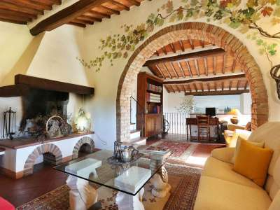 Image 19   5 bedroom villa for sale with 6.88 hectares of land, Gaiole in Chianti, Siena, Chianti Wine Region 225420