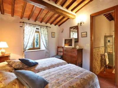 Image 21   5 bedroom villa for sale with 6.88 hectares of land, Gaiole in Chianti, Siena, Chianti Wine Region 225420