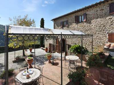 Image 23   5 bedroom villa for sale with 6.88 hectares of land, Gaiole in Chianti, Siena, Chianti Wine Region 225420