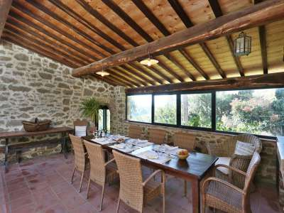 Image 26   5 bedroom villa for sale with 6.88 hectares of land, Gaiole in Chianti, Siena, Chianti Wine Region 225420