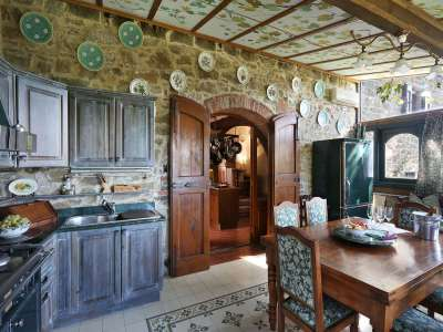Image 27   5 bedroom villa for sale with 6.88 hectares of land, Gaiole in Chianti, Siena, Chianti Wine Region 225420