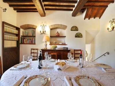 Image 28   5 bedroom villa for sale with 6.88 hectares of land, Gaiole in Chianti, Siena, Chianti Wine Region 225420