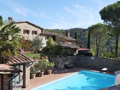 Image 29   5 bedroom villa for sale with 6.88 hectares of land, Gaiole in Chianti, Siena, Chianti Wine Region 225420