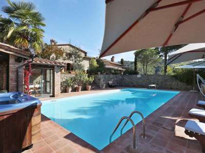 Image 30   5 bedroom villa for sale with 6.88 hectares of land, Gaiole in Chianti, Siena, Chianti Wine Region 225420