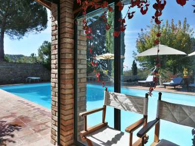 Image 32   5 bedroom villa for sale with 6.88 hectares of land, Gaiole in Chianti, Siena, Chianti Wine Region 225420