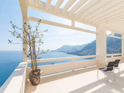 Image 4   5 bedroom villa for sale with 0.22 hectares of land, Roquebrune Cap Martin, French Riviera 225824
