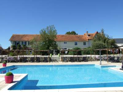 Image 1 | 15 bedroom house for sale with 0.46 hectares of land, Chalais, Charente , Poitou-Charentes 225861