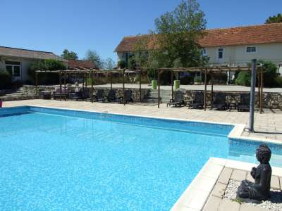 Image 2 | 15 bedroom house for sale with 0.46 hectares of land, Chalais, Charente , Poitou-Charentes 225861