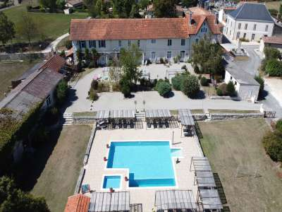 Image 3 | 15 bedroom house for sale with 0.46 hectares of land, Chalais, Charente , Poitou-Charentes 225861