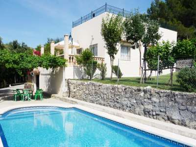 Image 1   3 bedroom villa for sale with 2.5 hectares of land, Alcudia, Northern Mallorca, Mallorca 225945
