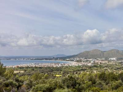 Image 3   3 bedroom villa for sale with 2.5 hectares of land, Alcudia, Northern Mallorca, Mallorca 225945
