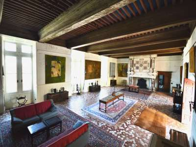 Image 11 | 10 bedroom French chateau for sale with 4 hectares of land, Bergerac, Dordogne , Aquitaine 225971