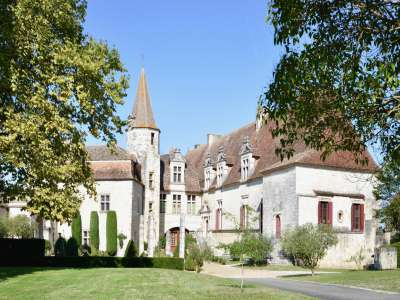 Image 14 | 10 bedroom French chateau for sale with 4 hectares of land, Bergerac, Dordogne , Aquitaine 225971
