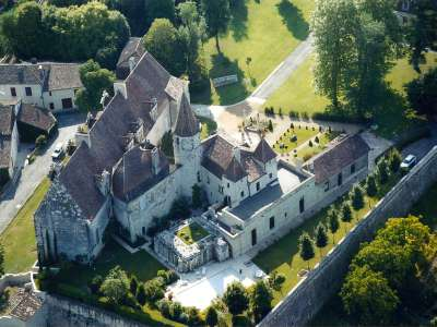 Image 3 | 10 bedroom French chateau for sale with 4 hectares of land, Bergerac, Dordogne , Aquitaine 225971