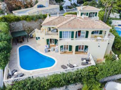Image 13 | 6 bedroom villa for sale with 900m2 of land, Port d'Addaya, Northern Menorca, Menorca 226075
