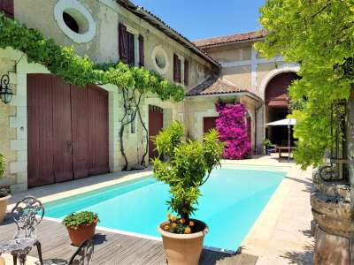 Image 2 | 15 bedroom French chateau for sale with 0.83 hectares of land, Habas, Landes , Gascony 226098