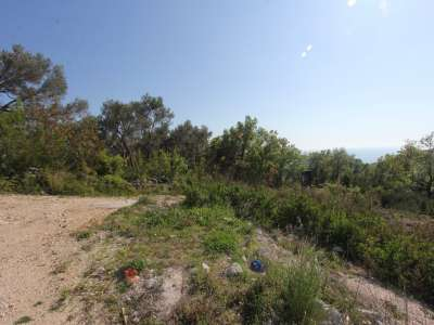 Image 2 | Plot of land for sale with 1,473m2 of land, Budva, Coastal Montenegro 226220