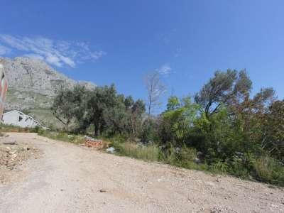 Image 3 | Plot of land for sale with 1,473m2 of land, Budva, Coastal Montenegro 226220
