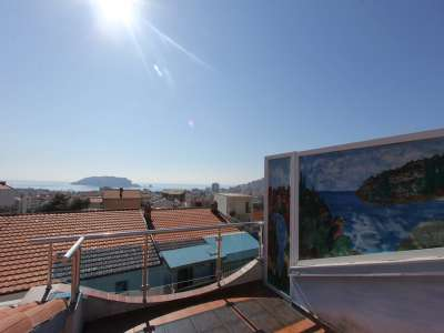 Image 4 | 5 bedroom townhouse for sale with 250m2 of land, Budva, Coastal Montenegro 226221