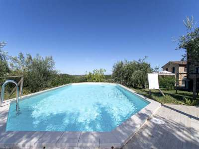 Image 2   16 bedroom house for sale with 44 hectares of land, San Casciano in Val di Pesa, Florence, Chianti Wine Region 226227