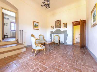 Image 21   16 bedroom house for sale with 44 hectares of land, San Casciano in Val di Pesa, Florence, Chianti Wine Region 226227