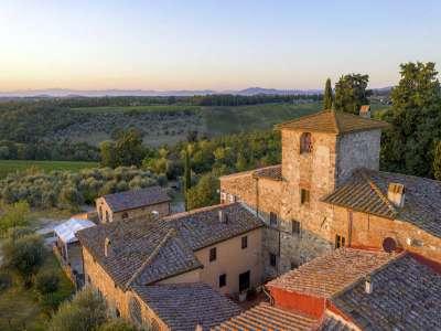 Image 28   16 bedroom house for sale with 44 hectares of land, San Casciano in Val di Pesa, Florence, Chianti Wine Region 226227