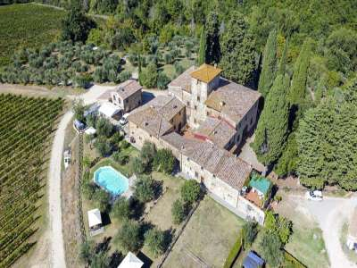 Image 30   16 bedroom house for sale with 44 hectares of land, San Casciano in Val di Pesa, Florence, Chianti Wine Region 226227