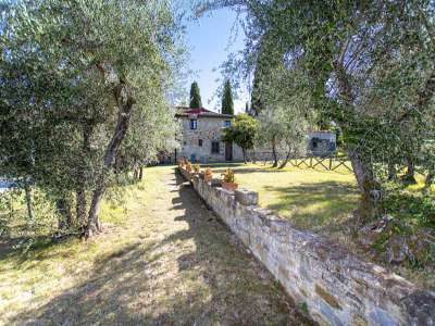 Image 33   16 bedroom house for sale with 44 hectares of land, San Casciano in Val di Pesa, Florence, Chianti Wine Region 226227