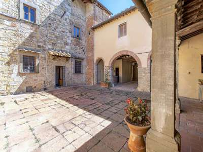 Image 35   16 bedroom house for sale with 44 hectares of land, San Casciano in Val di Pesa, Florence, Chianti Wine Region 226227
