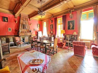 Image 10   13 bedroom French chateau for sale with 5.78 hectares of land, Castelnaudary, Aude , Languedoc-Roussillon 226235