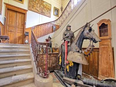 Image 11   13 bedroom French chateau for sale with 5.78 hectares of land, Castelnaudary, Aude , Languedoc-Roussillon 226235