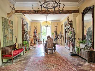 Image 4   13 bedroom French chateau for sale with 5.78 hectares of land, Castelnaudary, Aude , Languedoc-Roussillon 226235