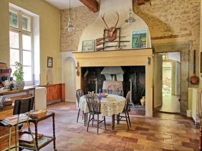 Image 7   13 bedroom French chateau for sale with 5.78 hectares of land, Castelnaudary, Aude , Languedoc-Roussillon 226235