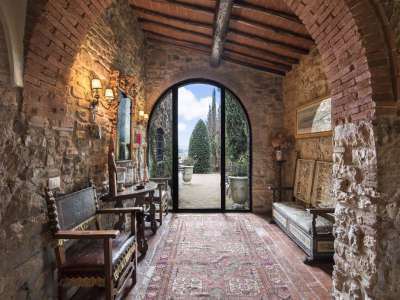 Image 15 | 6 bedroom house for sale with 0.6 hectares of land, Greve in Chianti, Florence, Chianti Wine Region 226257