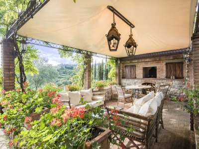 Image 28 | 6 bedroom house for sale with 0.6 hectares of land, Greve in Chianti, Florence, Chianti Wine Region 226257