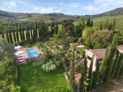 Image 5 | 6 bedroom house for sale with 0.6 hectares of land, Greve in Chianti, Florence, Chianti Wine Region 226257
