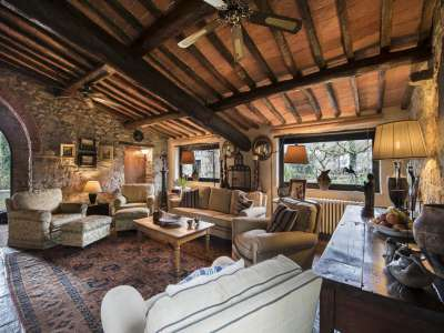 Image 8 | 6 bedroom house for sale with 0.6 hectares of land, Greve in Chianti, Florence, Chianti Wine Region 226257