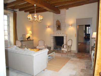 Image 5 | 10 bedroom manor house for sale with 9.6 hectares of land, Tours, Indre-et-Loire , Loire Valley 226262